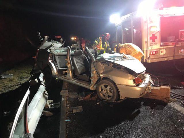 Choque, autopista, Amozoc-Perote, Cruz Roja, Acajete, muertos, lesionados