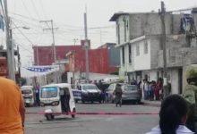 Acatzingo, comandante, Policía Municipal, Antonio Bartolomé de la Luz, acribillado, ejecutado