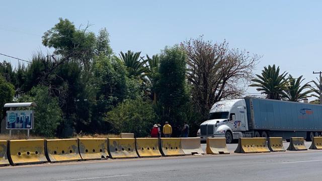 robo, baleado, asalto, autopista, México-Puebla, San Martín Texmelucan