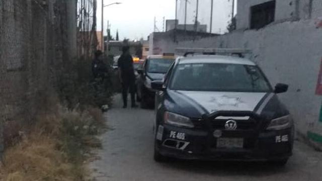 robo, Oxxo, taxi, ciudad de Puebla, Policía Municipal