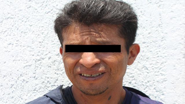 detenido, robo, transeúnte, unidad habitacional, Rivera Anaya, Policía Municipal, antecedentes penales,