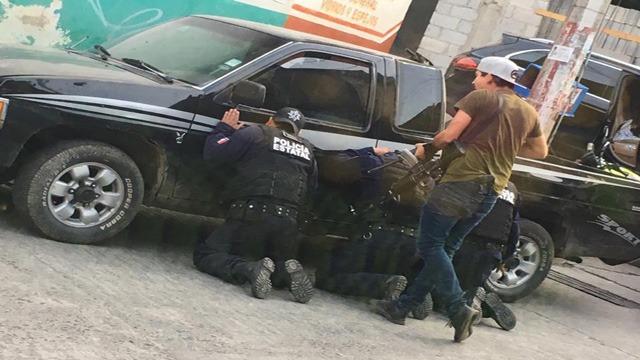 Desaparecidas, Levantados, Juan Galindo, Camionetas, Armas de fuego, Policía Estatal, Fiscalía General, Patrullas