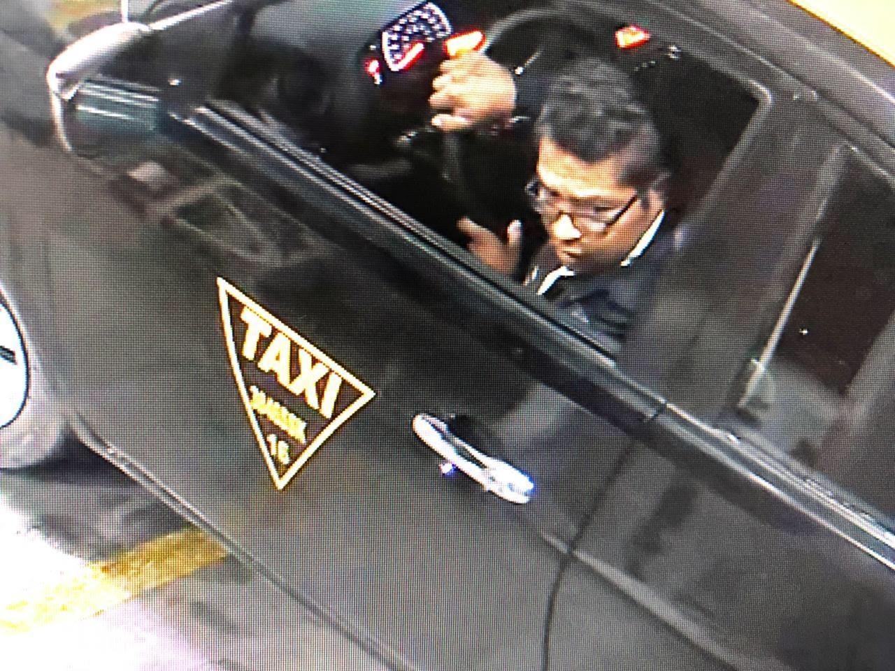 San Isidro Castillotla, Asalto, Gasolinería, Taxi, Sentra, 141 Poniente, Puebla, Dinero, Robo, Video, Cámaras de vigilancia