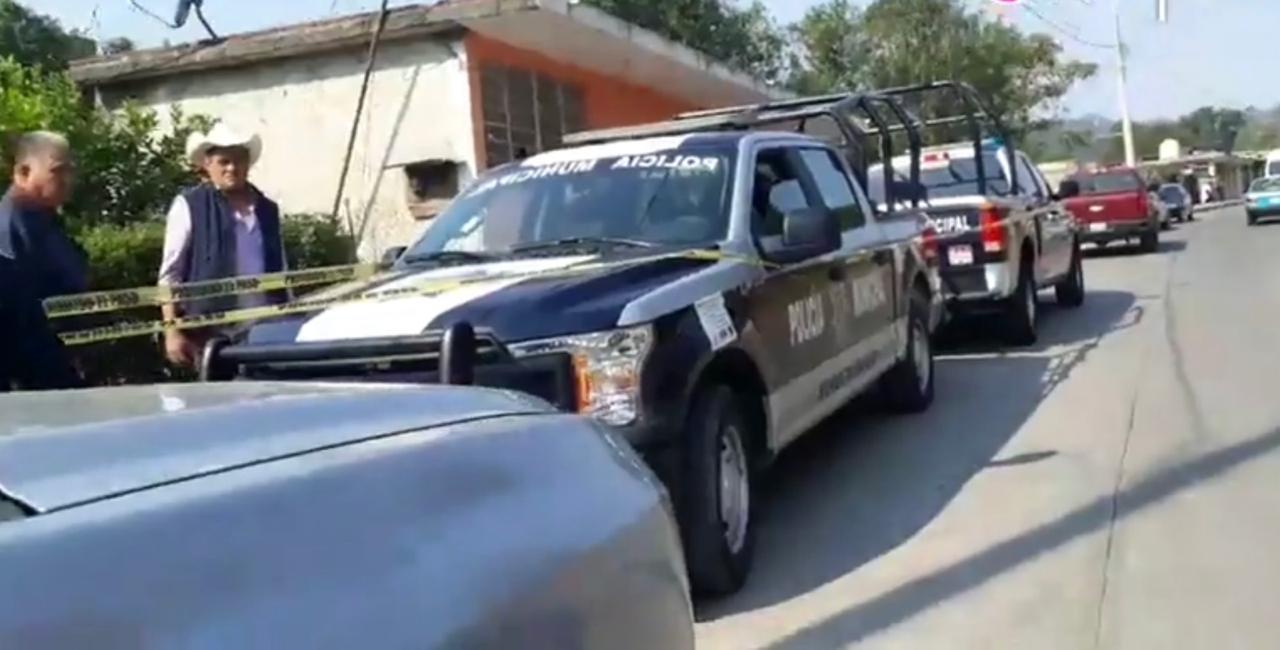 Cabeza humana, hallada, Huauchinango, Patoltecoya, Avenida Revolución, Primaria Benito Juárez, Fiscalía General, taxista, peritos, Policía Municipal, Policía Estatal