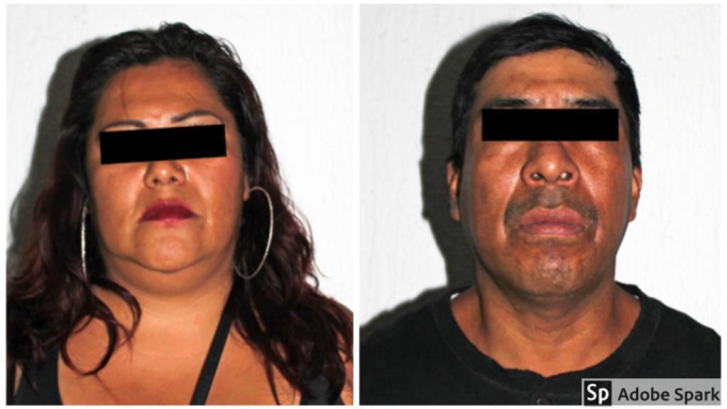 Robo, Farmacias Guadalajara, detenidos, pareja, menor de edad, Policía Municipal, Unidad canina, Grupo de Intervención Proactiva, GIP, Ministerio Público