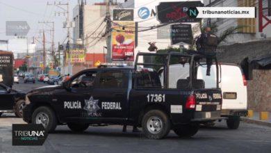 Policía Federal, persecución, La Noria, El Ray, narcotráfico, Morelos