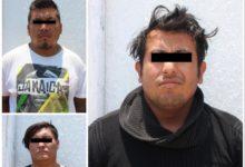 detenidos, Policía Municipal, robo de vehículo, San Ramón