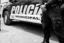 Tecilli, San Isidro Castillotla, uniformados municipales, atraco, cañones, proyectores, microondas, robo,