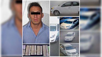 robo a cuentahabiente, detenido, San Pedro Cholula, Amozoc, vehículo boletinado, detenido, Policía Municipal, Ministerio Público