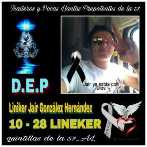 ejecutado, San José La Cañada, Pemex, transportista, ejecutado, Jair González Hernández