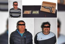Policía Municipal, Puebla, robo a traseúnte, Seguridad Pública, Fuerza Municipales, arma de fuego, detenidos, atracos, Barrio de Santiago, salud, Ministerio Público