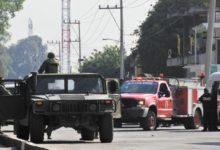 Operativo, Policía Federal, Ejército Mexicano, San Miguel Xoxtla, vehicuar, peatonal, Calle Guadalupe Victoria, Calle Hidalgo, Calle El Carmen, Pemex, ductos, Robo de hidrocarburos