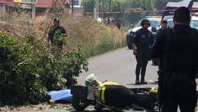 Motociclista, muerte, árbol, San Salvador El Verde, lesiones, gravedad, vida, Cruz Roja, paramédicos, carretera, cadáver