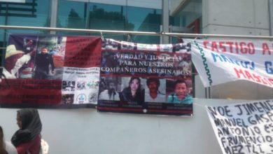 Aniversario, activista, plantón, Fiscalía General del Estado, investigación, penal de Teziutlán, muerte, amenazas, Manuel, autoridades, Cuetzalan