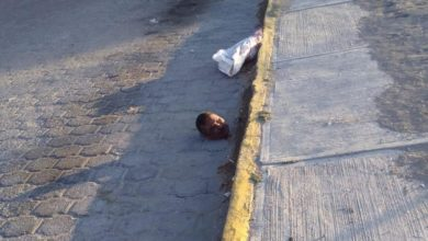 desmembrado, decapitado, cabeza, miembros, arrojados, Tecamachalco, Lomas de Romero, varón, identificado, Quecholac, Policía Municipal, carretera Palmarito-Tochapan