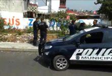 caja fuerte, terreno baldío, vacía Calzada Zaragoza, Colonia Mártires del Trabajo, vecina, tiradero, Policía Municipal, Agencia Estatal de Investigación