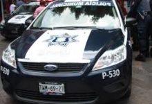 SSP, robo, cable, Santa Ana Xalmimilulco, delincuentes, San José Carpinteros, Guadalupe Caleras, telefóno