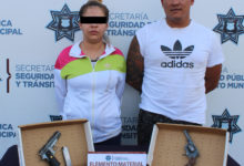 detenidos, SSPTM, San Manuel, robo