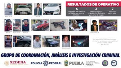 Texmelucan, Huejotzingo, operativos, autoridades