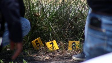 Acatlán de Osorio, robo a casa habitación, homicidio, impactos de bala, FGE, investigación, comisario ejidal