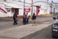 ataque, golpe, rostro, conductor, pipa, Autopista Puebla-Orizaba, agente, vialidad, SSP, compañeros, discusión, vehículo, patrulla, Alfredo Toxqui, Gas Aguilares