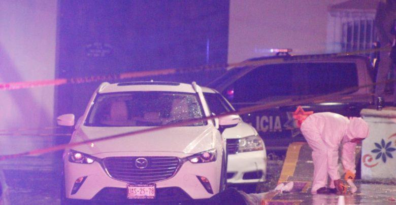 Fiscalía General del Estado, asesinado, disparos, Plaza San Diego, arma de fuego, Agencia Estatal de Investigación, madre de familia, Servicio Médico Forense, occiso