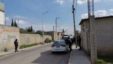 Policía, jóvenes, balacera, Santa María Xonacatepec, detonaciones, arma de fuego, balacera, Juzgado Calificador, transporte público, gas LP