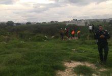 cadáver, estado de descomposición, avanzado, FGE, Protección Civil Municipal, Grupo Relámpago, Río Atoyac, San Ramón