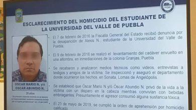 FGE, UVP, homicidio, estudiante, Alexis Vite Martínez, esclarecimiento