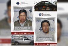 detenidos, colonia Historiadores, Policía Municipal, robo de vehículo, desmantelaban