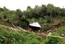 deslave, alud, Tlacuilotepec, lluvia torrencial, muertos, Ejército, Protección Civil, FGE, diligencias