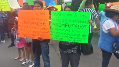 """fraccionamiento, Villas de Periférico, Centro de Justicia de Puebla, bloquearon, Periférico Ecológico, narcomenudeo, audiencia """"exprés"""", patrimonio, constructora Viarey, desalojados, amenazas, RUTA"""