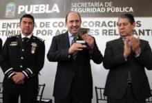 Fernando Manzanilla, Puebla, patrullas, Niveles de inseguridad, SGG, repunte, Congreso del Estado, justicia,