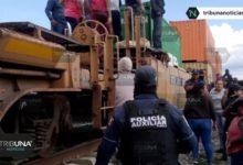 Mujeres, niños, jóvenes, señores, San Antonio Soledad, Cañada Morelos, tren, mercancía, robo, Policía Auxiliar, Ejército Mexicano, amenazas, foco rojo, forma de vida