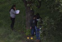 Colgando, árbol, Colegio de Bachilleres, Manuel Rivera Anaya, Paramédicos, Protección Civil Municipal, mujer, rescatistas, familiar, anfiteatro