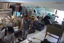 Camino al Batán, San Francisco Totimehuacán. Ministerio Público, rostros, captados, fábrica, muebles, denuncia