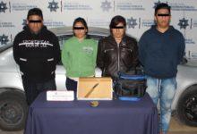 SSPTM, detención, robo, teléfono celular, pertenencias, objeto punzocortante, San Alejandro, Bulevar Atempan, Ciudad de Puebla