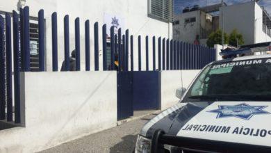 prestaciones de ley, Policía Municipal de Amozoc, advertencia, paro de labores, equipo táctico, Seguro Popular, 120 mil habitantes, recorridos de vigilancia