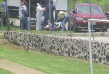Estrangulamiento, hombre sin vida, San Matías Cocoyotla, San Pedro Cholula, bachillerato, paramédicos, Protección Civil, Fiscalía General del Estado, carpeta de investigación