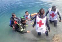 joven, muerto, Laguna de Alchichica, rescatistas, estado de ebriedad, Cruz Roja, buzos, búsqueda, cuerpo, lancha, Protección Civil, FGE