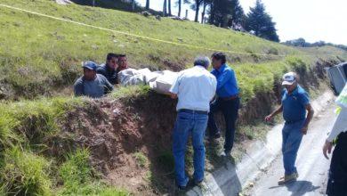 accidente vial, camioneta, Autopista Puebla-Orizaba, familia, conductor, mujer, embarazada, muerto, heridos, Policía Federal, Capufe, municipio de Esperanza