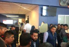 San Martín Texmelucan, Sierra Norte de Puebla, Veracruz, Tlaxcala, Manifestación, préstamos, fraude, destrozos, afectados, inversión, SSPTM