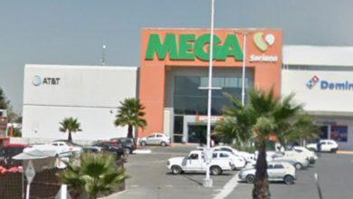 AT&T, Plaza Mega, Bulevar Hermanos Serdán, Avenida 15 de Mayo, robo a comercio, teléfonos celulares, lesionada, crisis nerviosa, SUMA