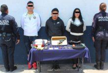 SSP, SSPTM, operativo, Revolución Mexicana, banda, robo a casa habitación, detenidos, antecedentes penales, Ministerio Público