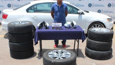 robo de autopartes, motociclistas, SSPTM, Anzures, registros penales, Ministerio Público