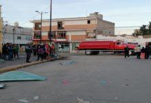 explosión, Cuautlancingo, Bomberos, Protección Civil, lesionados, marisquería, daños, acumulación de gas