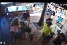 asalto, restaurante, Nueva Antequera, delincuentes, huída, dinero en efectivo, robo, pertenencias, comensales, Policía Municipal, SSPTM