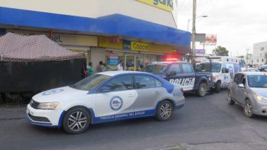Policía Municipal, SUMa, paramédicos, atención, mujer, crisis nerviosa, asalto, Coppel, Unidad Habitacional La Margarita, cámaras de seguridad, 30 mil pesos