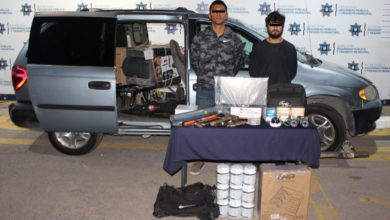SSPTM, Barrio de San Miguelito, robo a comercio, DERI, panadería, camioneta, Policía Estatal Preventiva, Juzgado Calificador, Fiscalía General del Estado