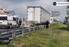 Accidente, automovilístico, autopista México-Puebla, muertos, dos, exceso de velocidad, Policía Federal, paramédicos, CAPUFE